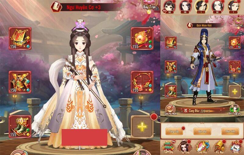 Nhận trọn bộ giftcode game 360mobi Mộng Hoàng Cung miễn phí Nhan-vat-thi-ve