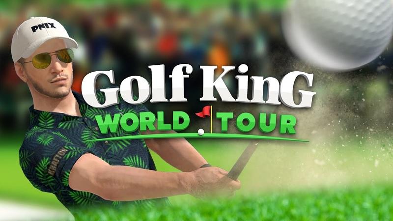 Chơi Game Golf King - cực đỉnh tranh tài vua golf online