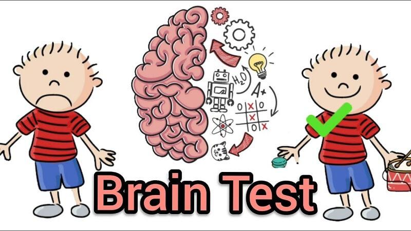 """Game Brain test – Game """"đố vui mưu mẹo"""" hack não người chơi"""