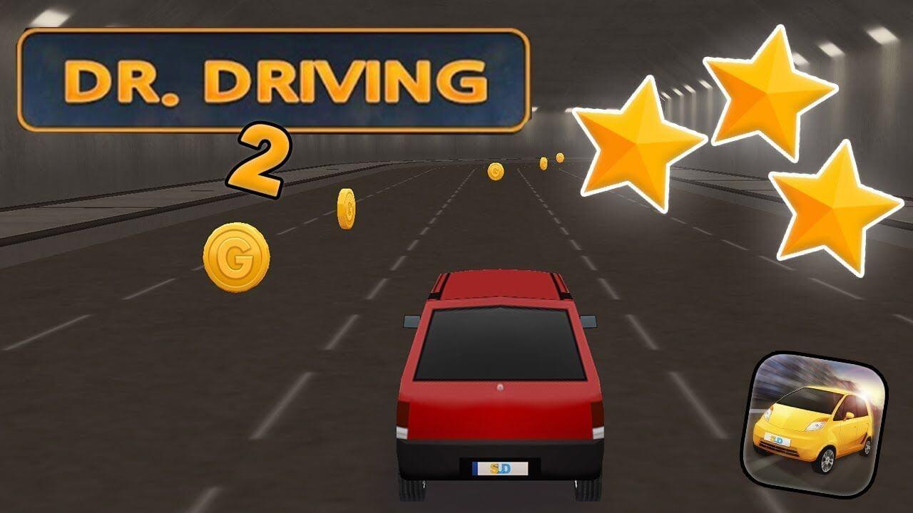 Trải nghiệm mới lạ và thú vị bậc nhất với game Dr. Driving 2