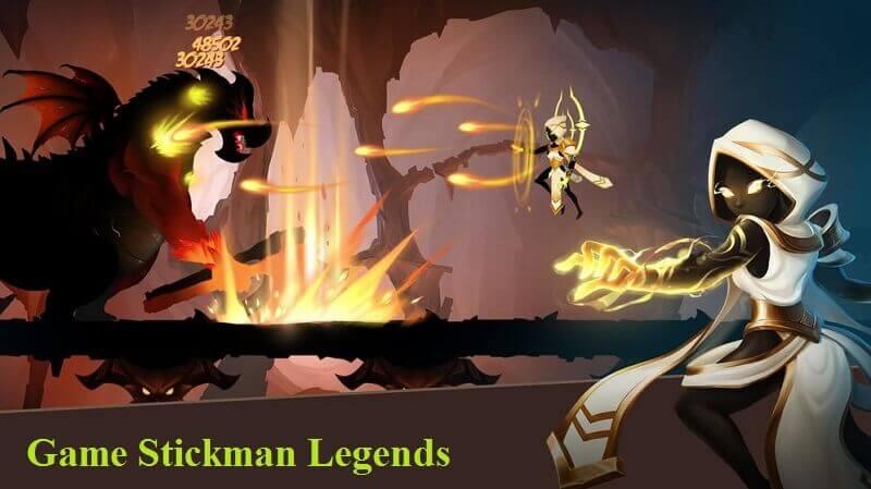 Game Stickman Legends – Trải nghiệm những trận chiến với quái vật