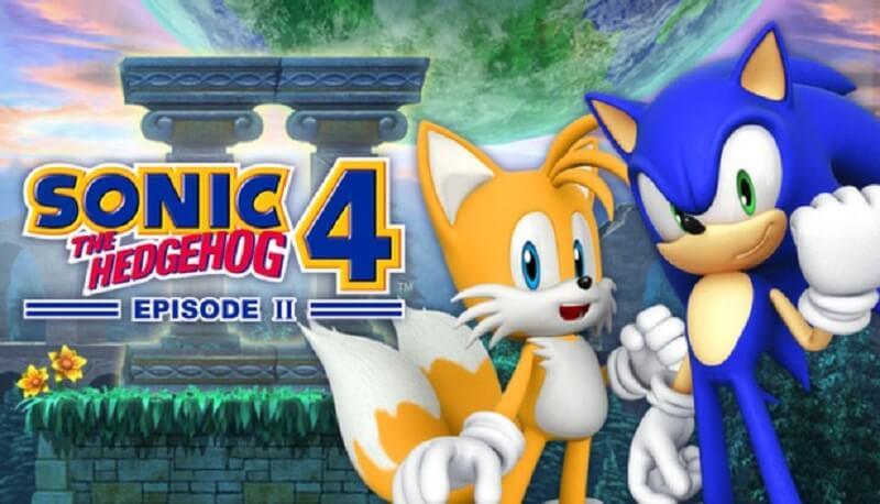 Game Sonic The Hedgehog 4 Episode II, sự trở lại của nhím tốc độ