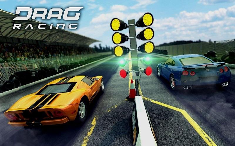 Hóa tay đua cừ khôi tiêu diệt Mafia nhờ tựa game Drag Racing