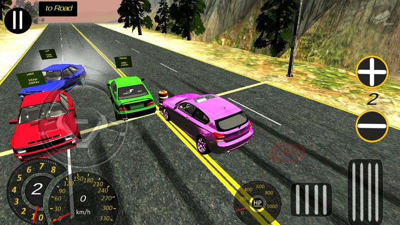 Hóa tay đua cừ khôi trong game Drag Racing đầy thu hút!