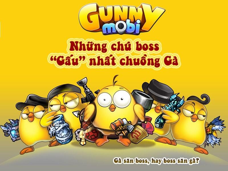 Gunny Mobi – Game bắn súng tọa độ cực hấp dẫn và thú vị