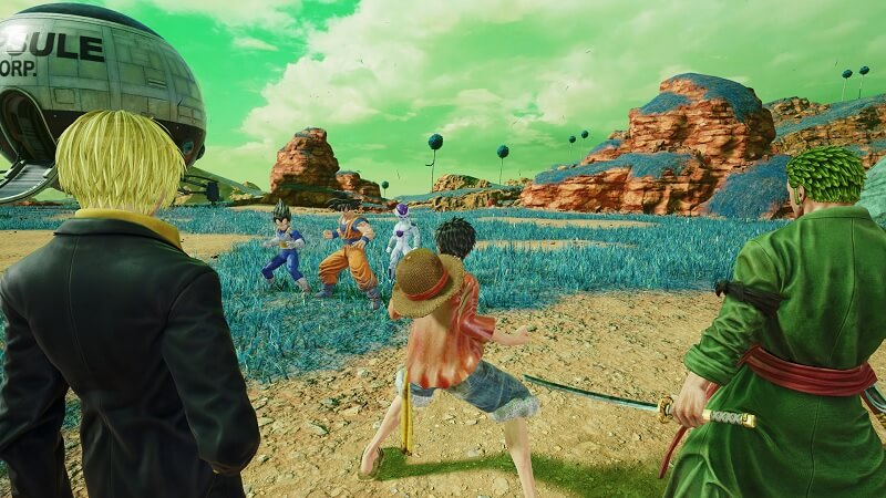 Jump Force trò chơi chiến đấu chéo hay nhất mọi thời đại