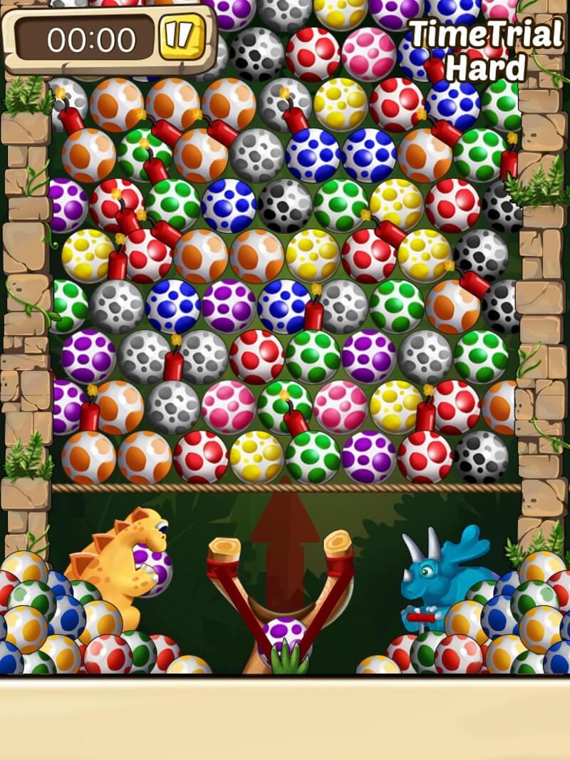 Game bắn trứng khủng long - Kinh nghiệm đạt điểm số cao nhất
