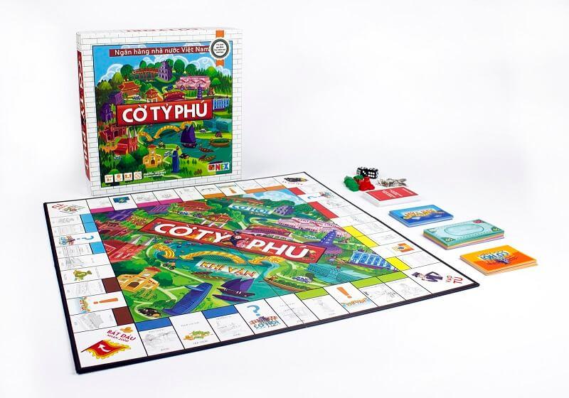 Game cờ tỷ phú - Bạn đã sẵn sàng để trở thành giới thượng lưu?