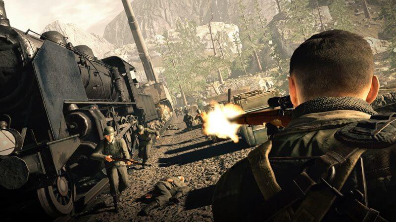 Trở thành cao thủ bắn tỉa đẳng cấp với game Sniper Elite 4