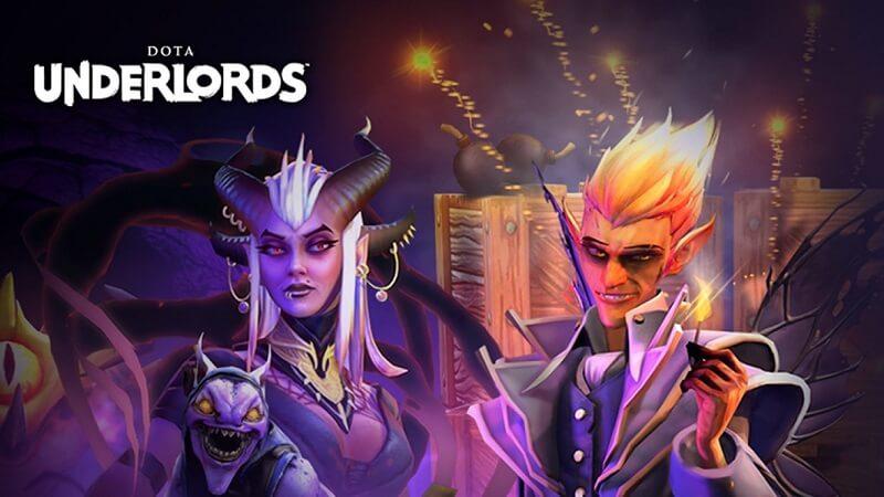 [Thông tin] Dota Underlords – Tựa game chiến thuật cực hấp dẫn