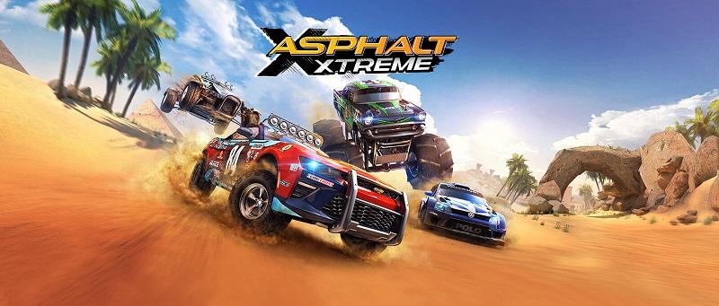 Hướng dẫn cách chơi game asphalt xtreme cho người mới chơi
