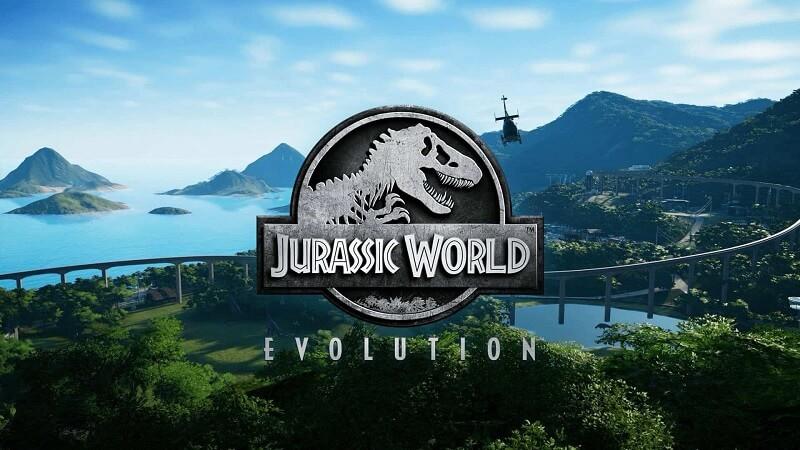 Sổ tay khi chơi game Công viên khủng long (Jurassic World)
