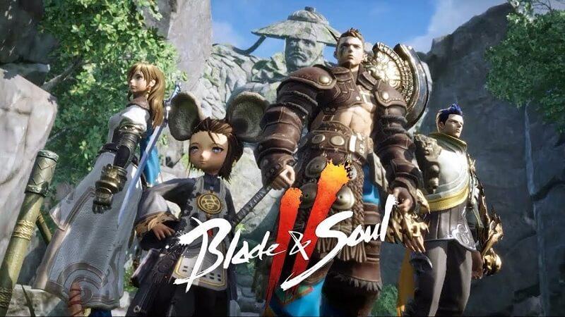 Blade & Soul - tựa game MMORPG thu hút cộng đồng game Việt