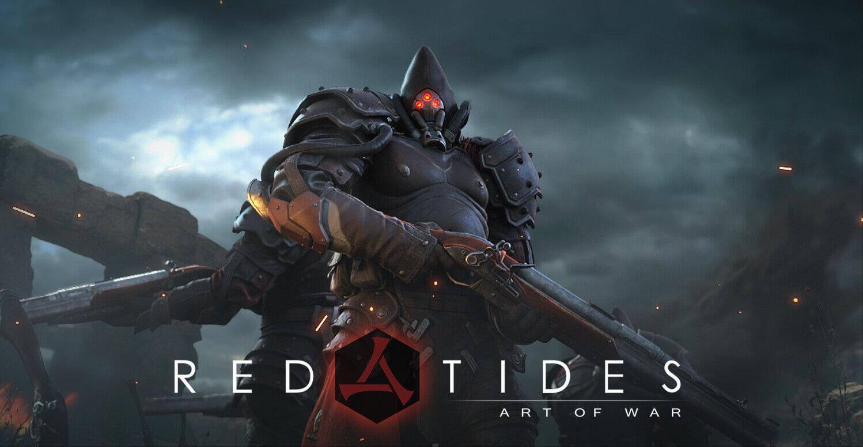 Game Art of war: Red tides - Bom tấn chiến thuật trên Mobile
