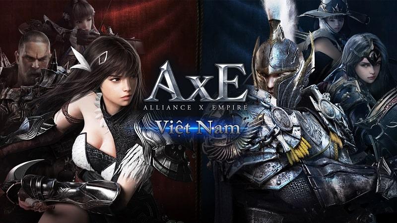 Game AxE - Game nhập vai  hành động có chiều sâu cực hấp dẫn