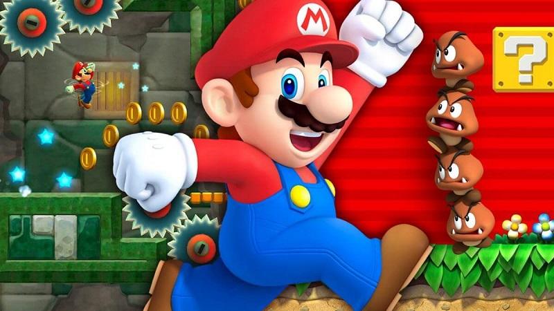 Game Mario run – Cùng người hùng Mario giải cứu công chúa trở về
