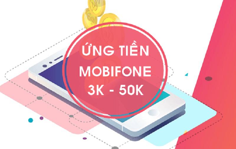 cách ứng tiền mobifone