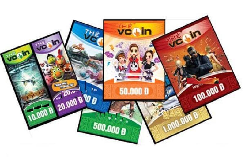 Những loại thẻ game có thể mua với chiết khấu hấp dẫn nhất