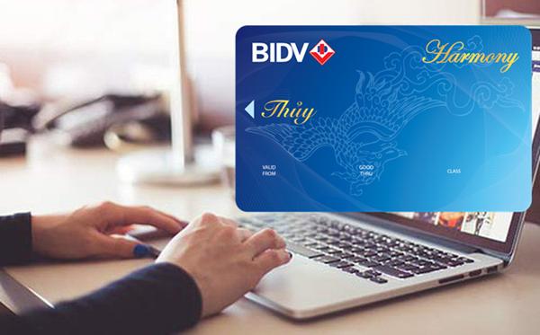 mua thẻ điện thoại bằng bidv