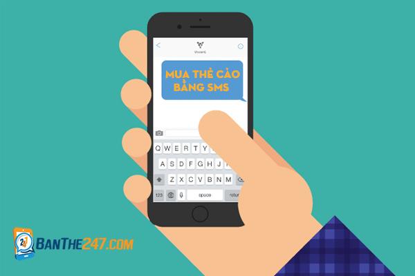 cách mua thẻ điện thoại bằng tin nhắn