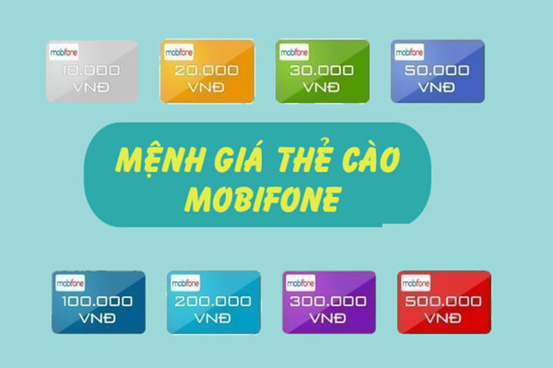 Cách mua thẻ Mobifone chiết khấu cao
