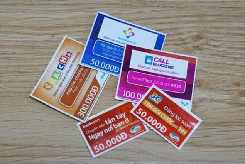 Giới thiệu địa chỉ mua thẻ điện thoại uy tín nhất hiện nay