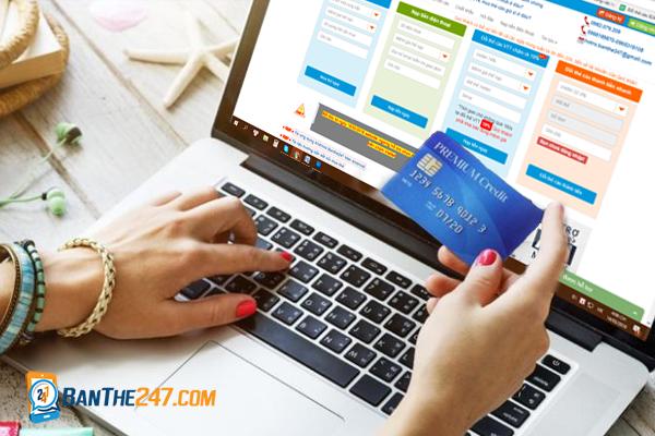 Cách mua thẻ mobifone online chiết khấu cao