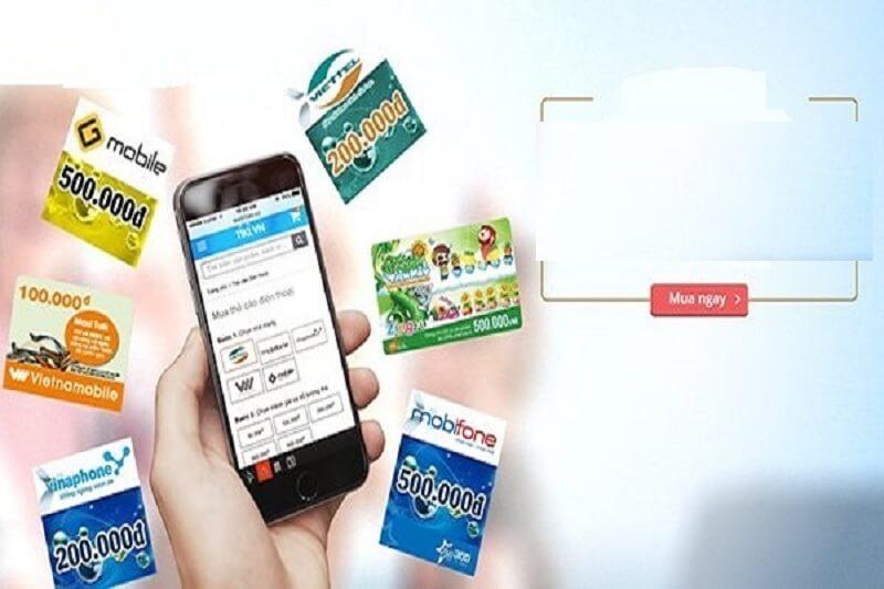 Nhu cầu mua thẻ nhanh từ phía người tiêu dùng