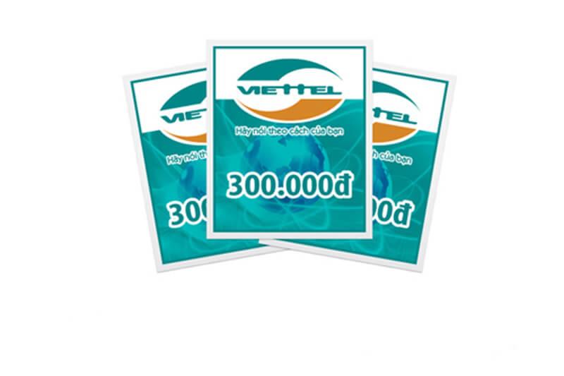 Độ phủ sóng của thẻ viettel