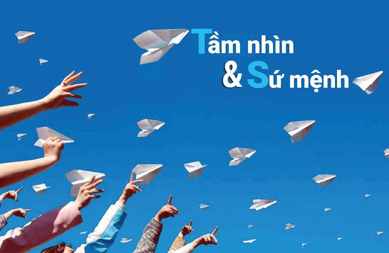 sứ mệnh và tầm nhìn của công ty TNHH một thành viên paycard 365