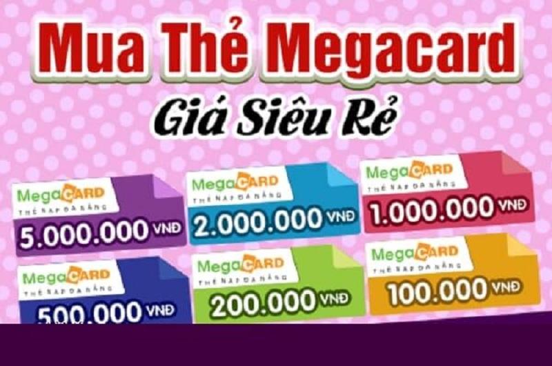 Thẻ Megacard là thẻ gì?