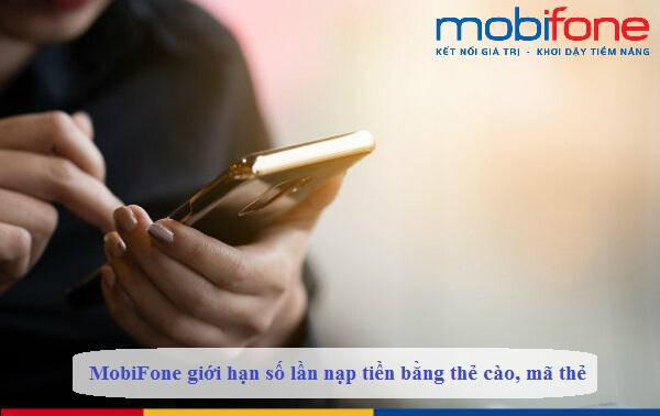 mã thẻ cào mobifone có bao nhiêu số