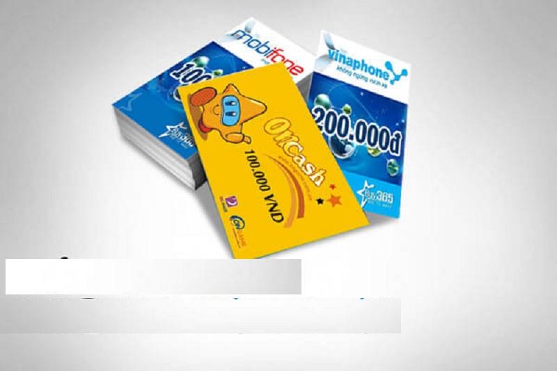 Các điều kiện cần và đủ để sử dụng thẻ oncash là gì?