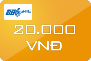 Thẻ Vcoin 20k