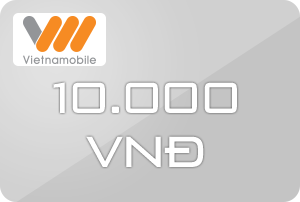 Thẻ Vietnamobile 10k