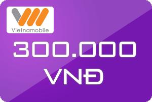 Thẻ Vietnamobile 300k