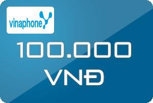 Thẻ Vina 100k