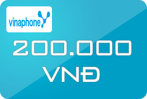 Thẻ Vina 200k