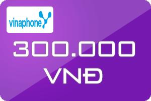 Thẻ Vina 300k