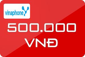 Thẻ Vina 500k