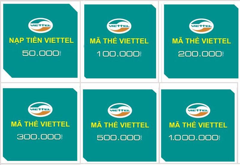 Tổng quan về thẻ Viettel