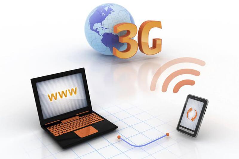 Trào lưu sử dụng 3G