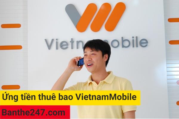 ứng tiền cho vietnamobile
