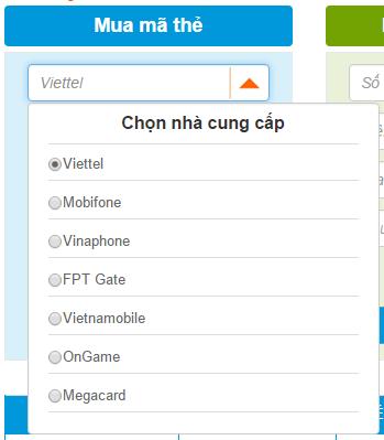 www.123nhanh.com: Một số lỗi phát sinh khi sử dụng dịch vụ đổi card