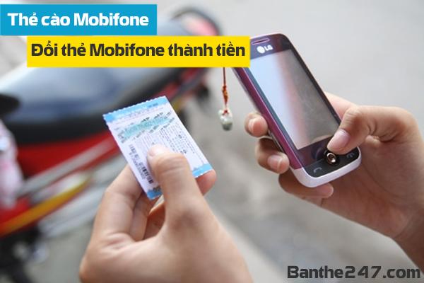 Thẻ cào Mobifone có bao nhiêu số