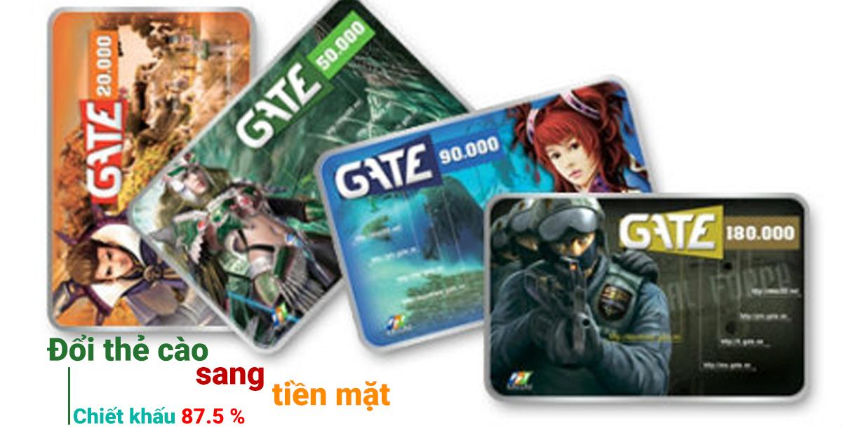 Thu mua thẻ cào trực tuyến giá tốt nhất